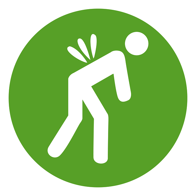 Chiropractor in Teaneck NJ Green Back Pain Icon